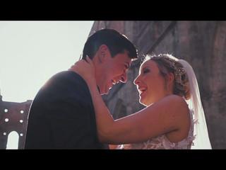 Paola + Francesco. Wedding trailer in Abbazzia San Galgano