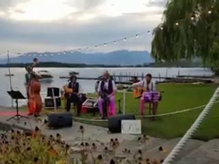 Gypsy Club live @ Viverone Lake