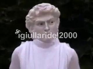 Mimi statue viventi per matrimonio
