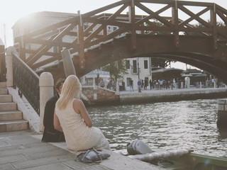 Proposta di matrimonio a Venezia - Wedding Proposal in Venice - Marina e Ahmed