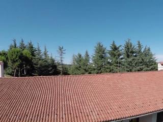 Tenuta San Michele vista dal cielo