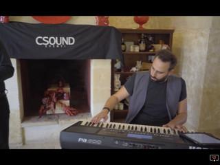 Velvet Lounge Duo Piano & Sax