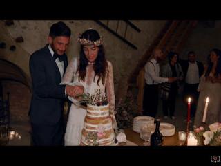 Camilla e Nicola wedding in Brisighella