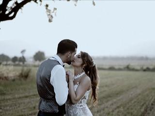Trailer wedding Andrea & Angelica