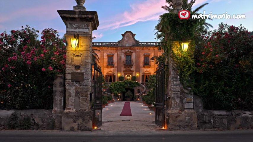 Matrimonio Natale Palermo : Villa de cordova video matrimonio