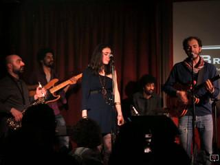 """A me me piace o blues"" - Bravo Cafe"