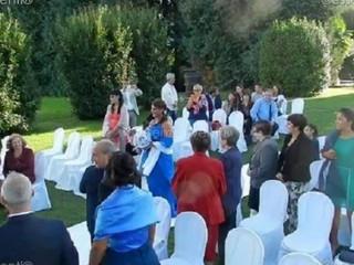 Celebrante Matrimonio Simbolico - L'entrata della sposa