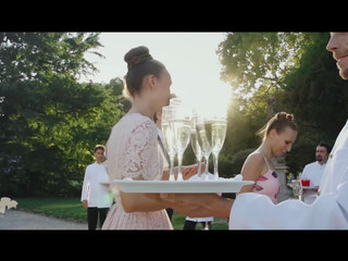 Russian Wedding Video Lago di Como Italy