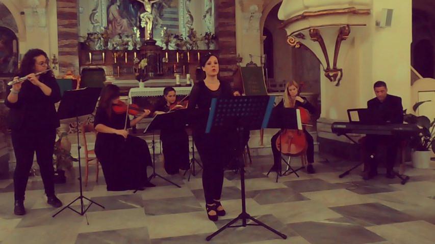 Matrimonio Romano E Napoletano : Setticlavio napoletano music event video