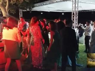 Ricevimento in festa