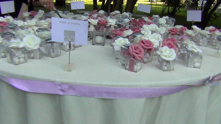 Matrimonio Tema Signore Degli Anelli : Confettata le signore degli anelli video matrimonio