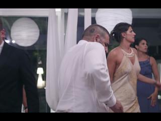 Wedding in villa, esempio di gestione matrimoniale a cena.