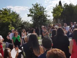 Matrimonio vista mare Fabio e Olimpia