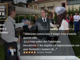 Jefte Finto Cameriere e Prestigiatore