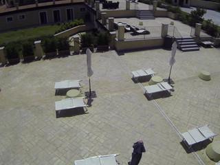 Panoramica sulla Villa