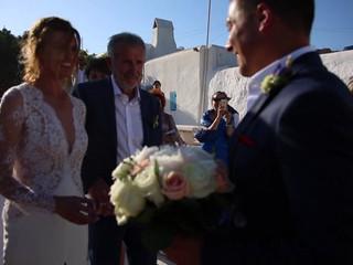 Angeliki & Matteo, Mykonos