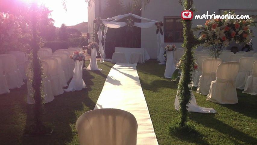 Matrimonio Vigneto Toscana : Ristorante il vigneto video