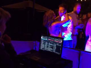 Party Dj + Sax