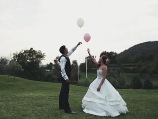 Matrimonio in Villa cariola