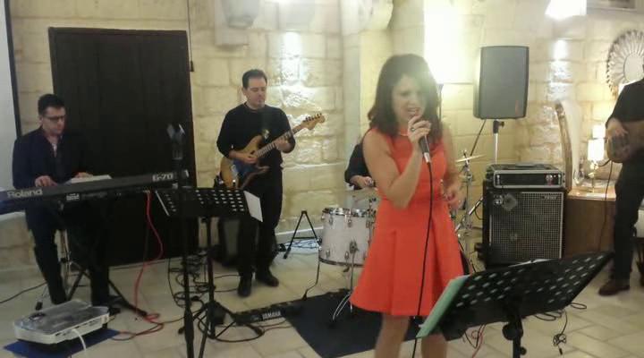 Francesca Ballabili Francesca Donadeo Band Video