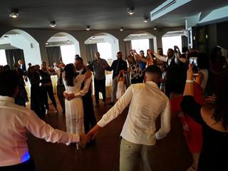 Il Ballo degli Sposi alla Baia
