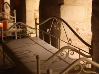 La Sala Frantoio di Villa Zaira