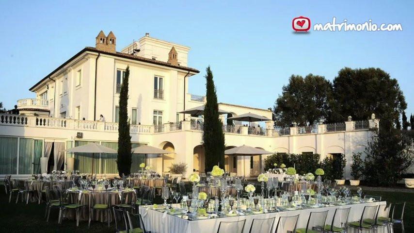 Villa Matrimoni Bassano Romano : Casina poggio della rota