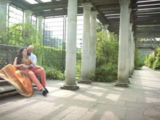 Valentina + Billal: engagement a Londra