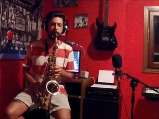 Europa - Santana (Giulio Santoro cover sax)