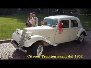 Presentazione delle mie auto e dei servizi per matrimoni