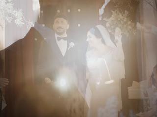 Antonio e Michela - Matrimonio al lido degli scogli