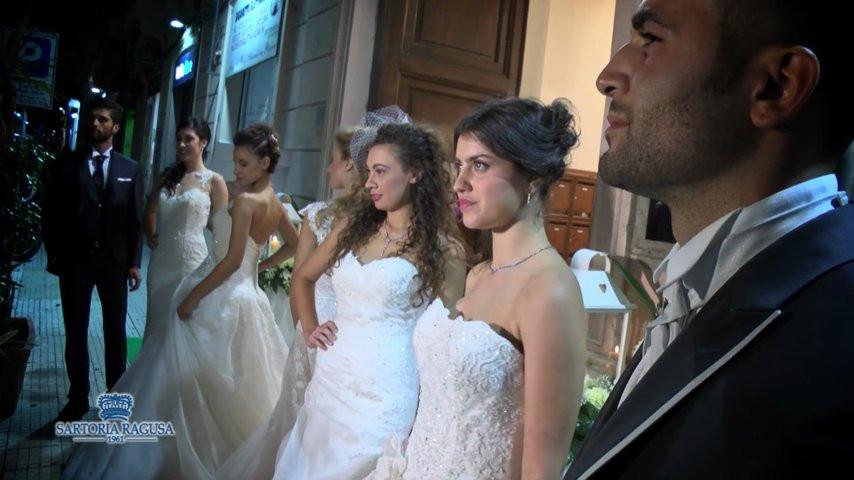 1f594db50d21 Per la scelta del tuo abito da favola - Sartoria Ragusa - Video -  Matrimonio.com
