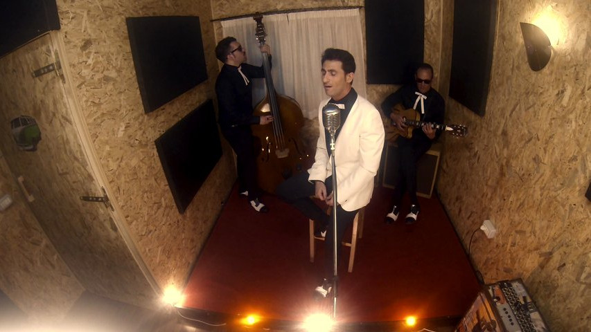 Matrimonio In Jazz : Ronnie the midnight ramblers live
