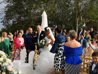Entrata sposa Cerimonia
