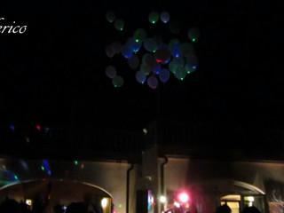 Open Bar e lancio palloncini