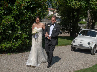Wedding a Villa Giulia