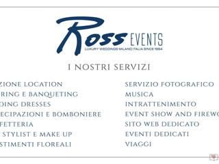 RossEvents, wedding planner, Milano, Italia, since 1994