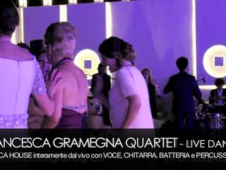 Francesca Gramegna Quartet - House Live