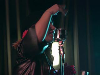 Video Live Bonnie & Clyde band