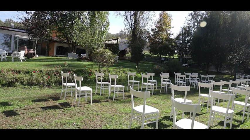 Matrimonio Country Chic In Campania : La pampa relais video matrimonio
