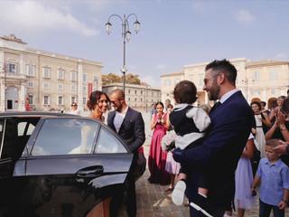 Claudia & Mattia - Wedding Highlights