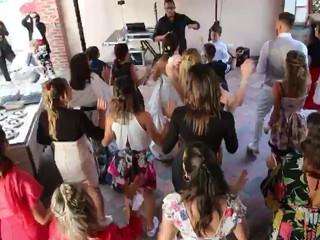 Matrimonio presso Molino Santa Marta