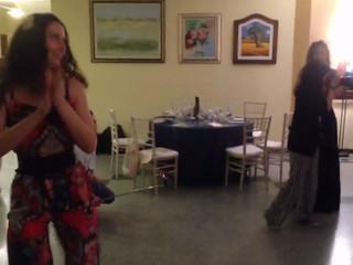 Animazione e balli di gruppo con Isabella..