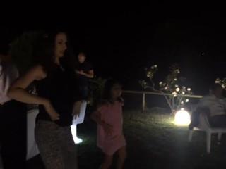 Si balla Danza Kuduro con Isabella