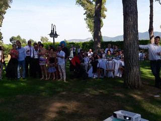 Cervellone wedding