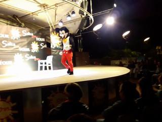 """""""Salsa on tour"""" con il nostro Mickey mouse, """"Riva degli Etruschi"""""""