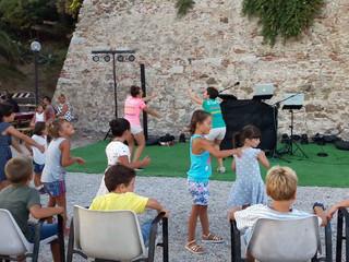 """Compleanno di Alessio, baby dance, """"Giardini Pro Patria"""""""