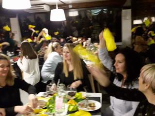 """Festa delle donne, 8 marzo 2019, ristorante """"Orizzonte"""", Dejavù Group"""