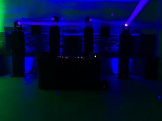 Ydj setup party time
