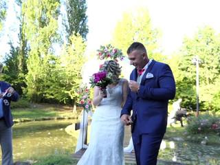 Carlotta e Eugenio in wedding